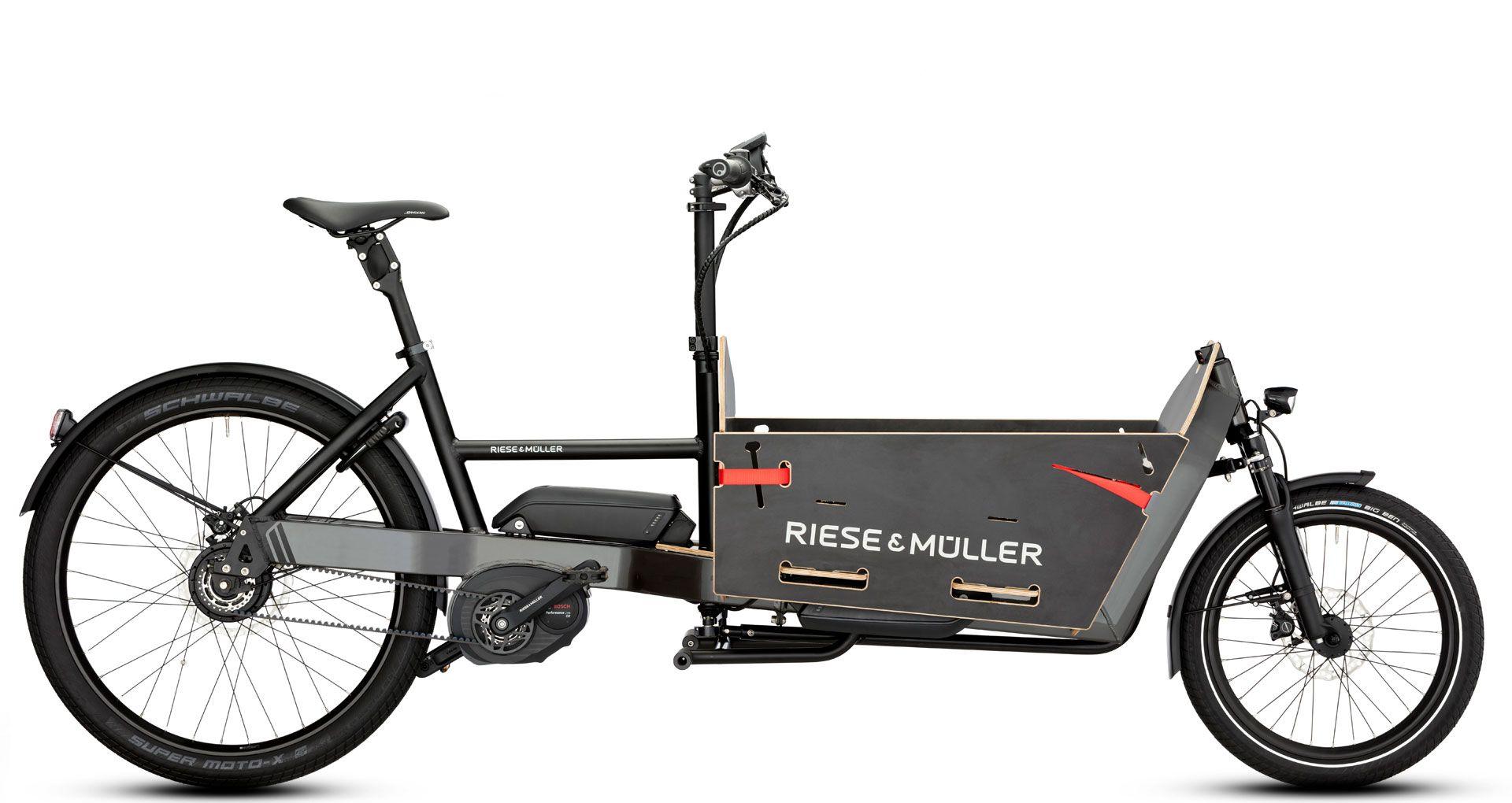 Riese And Muller Packster 70 The New Wheel San Francisco Marin Cargo Bike Bike Electric Cargo Bike