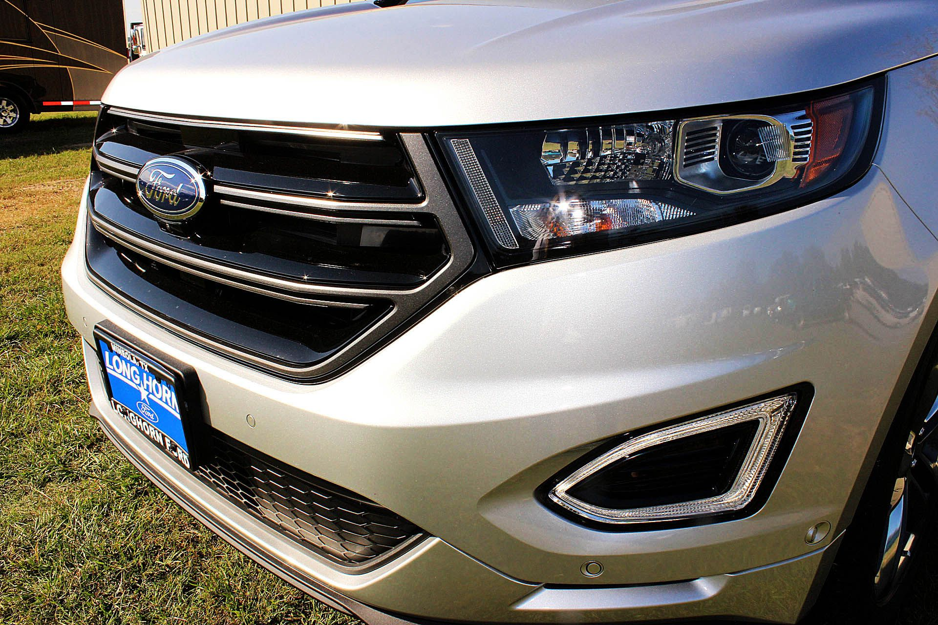 Ford Edge Blackout Grill Lights