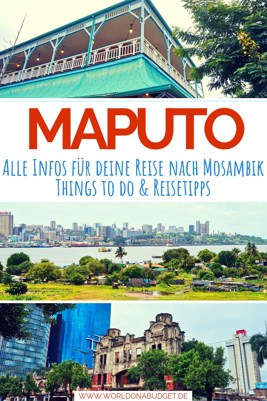 Maputo Reisebericht Sehenswurdigkeiten Reisetipps Fur Mosambik Reisetipps Reisen Mosambik