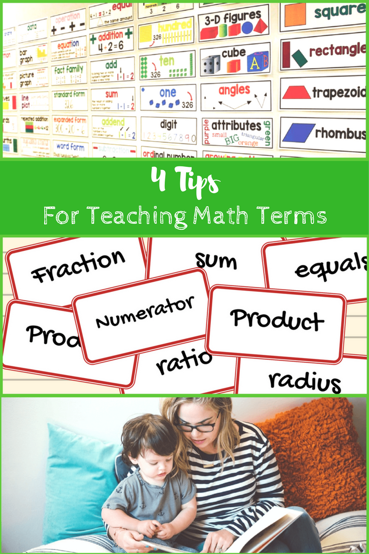 4 Tips For Teaching Terms In Math Logicroots Free Math Printables Teaching Math Kindergarten Math Worksheets [ 1102 x 735 Pixel ]