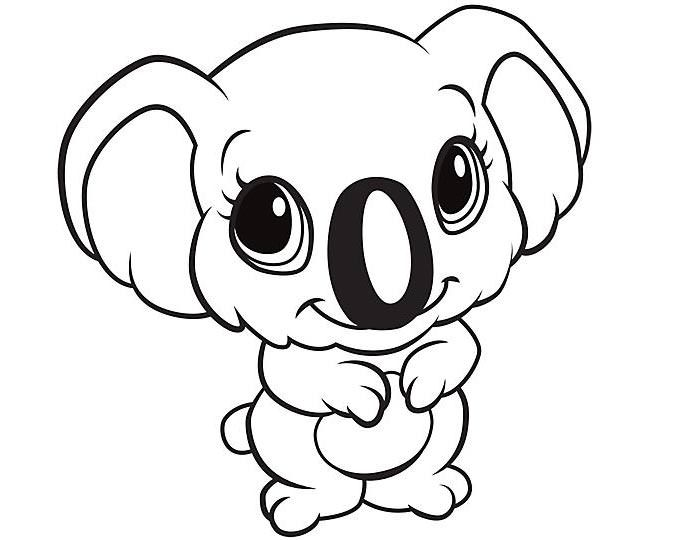 70 Animal Colouring Pages Free Download Print Animal