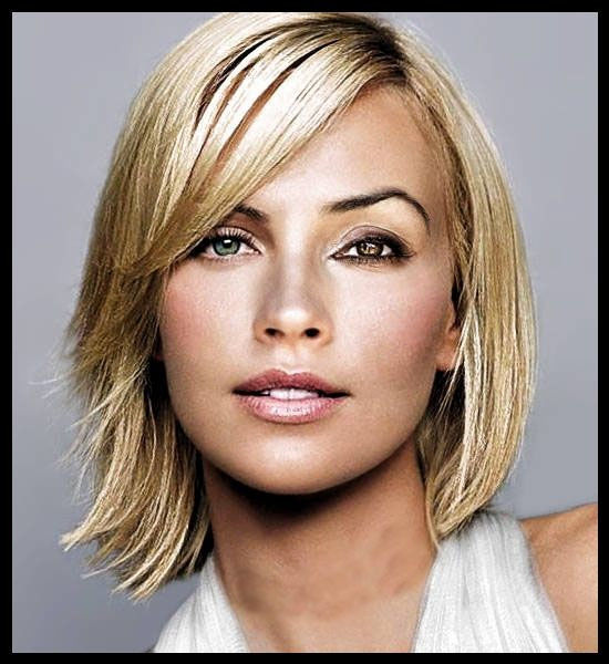 Trendy Hairstyles Oval Shaped Faces Hair Do S Pinterest