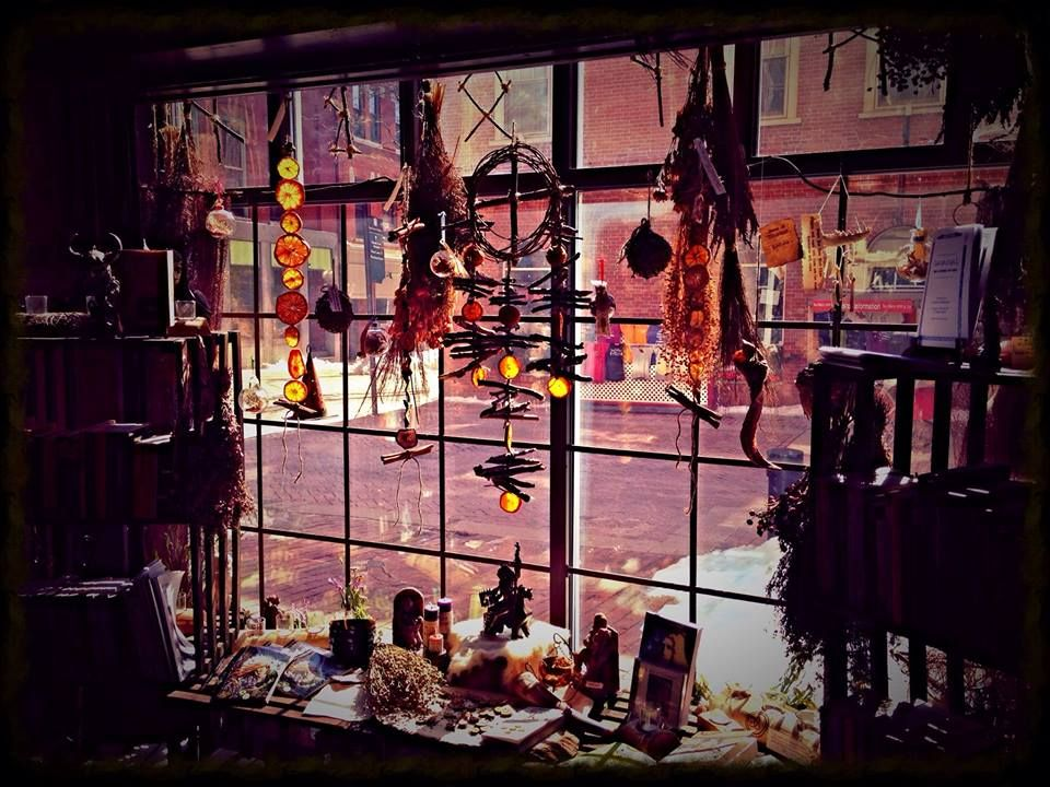 Magical Day At The Coven S Cottage Today Salem Ma Witchcraft Shop Witch Store Witch Shop
