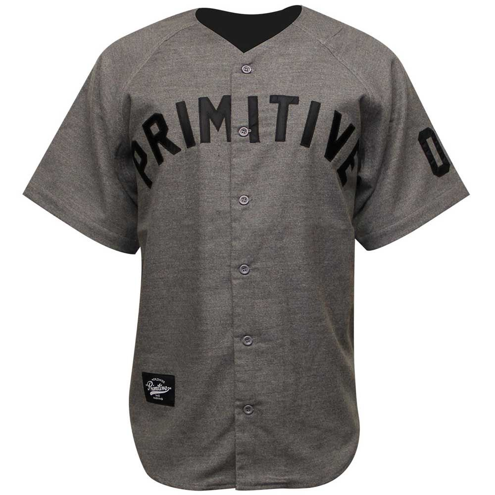 #Primitive Apparel #OG Team #Jersey Charcoal