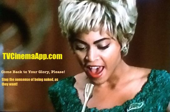 Darnell Martin S Cadillac Records Beyonce Knowles Singing To Etta