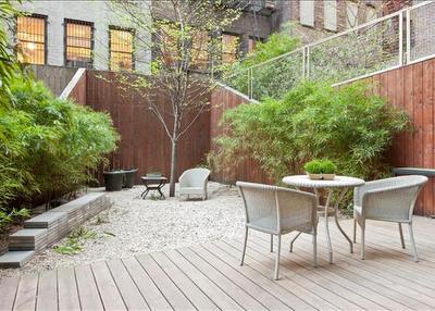 Terraza piso madera patios pinterest patios and porch - Piso madera terraza ...