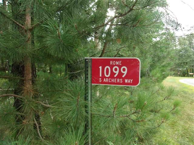 Beautiful lot with southern exposure on Lake Sherwood.  Great for a walkout lower level with 100 of sandy frontage.  Great lot for camping or building.