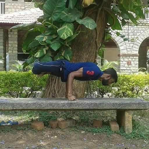 Strength and balance is the benefit of asanas. Regular practice makes us comfortable to practice eve...