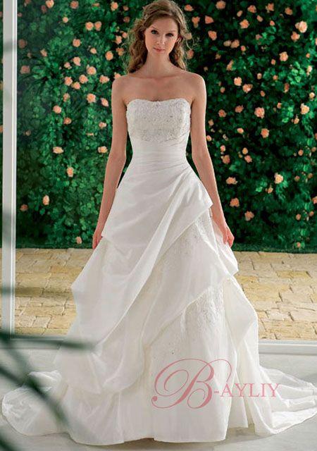 Taffeta Wedding Dress Pretty Stuff Cheap Dresses Uk 5