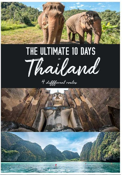 All You Need to Know to Plan Your Own Thailand Trip
