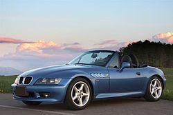 BMW Z3 If anyone is thinking about buying me a present, this is what I want!