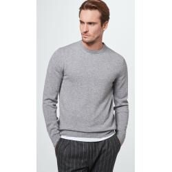 Photo of Kaschmir-Pullover Cashmono in Grau melange windsorwindsor