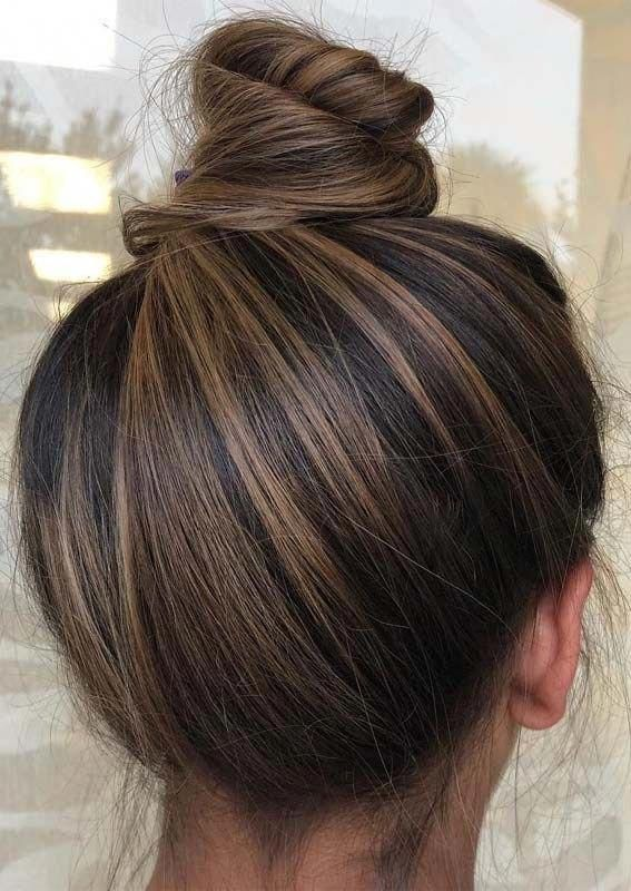 Golden Brown Balayage – 20 Best Golden Brown Hair Ideas to Choose From – The Trending Hairstyle