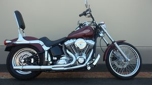 2002 HARLEY-DAVIDSON FXSTI Stock: 082562   Paradise Harley-Davidson®