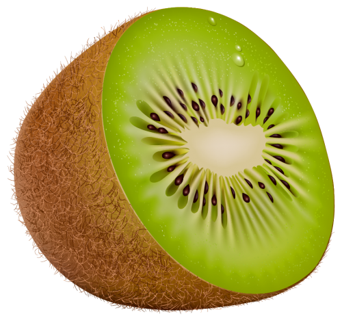 Kiwi Png Clipart The Best Png Clipart Fruits And Vegetables Images Clip Art Kiwi