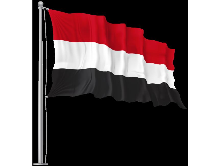 Yemen Waving Flag Png Image Png Transparent Image Freepngimage Com Png Images Png Flag