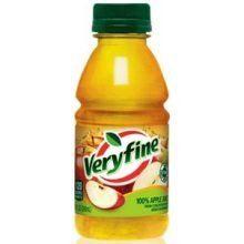 Veryfine 100 Percent Apple Juice, 8 Fluid Ounce -- 24 per case. *** Click image for more details.
