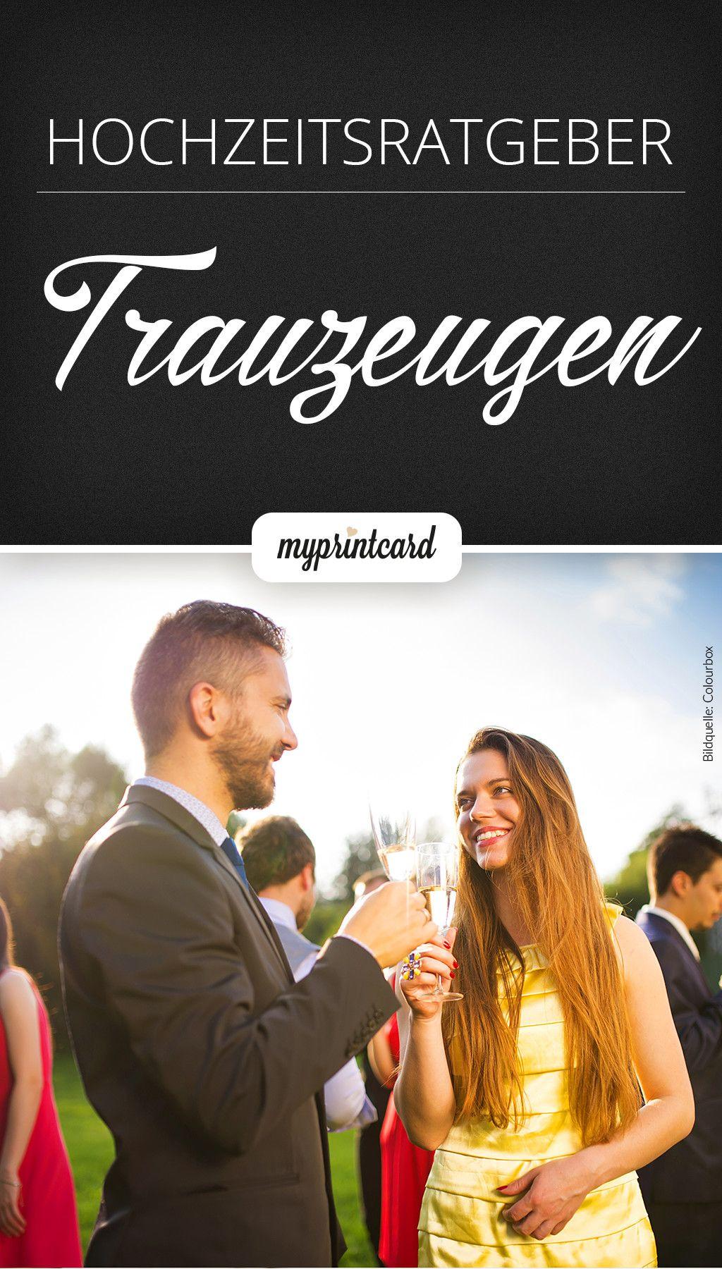 Keine Panik vor den Aufgaben des Trauzeugen  Hochzeit