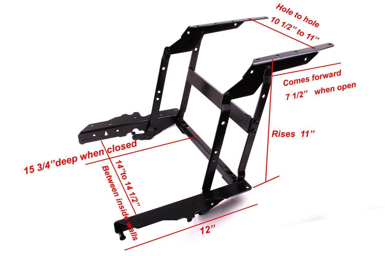 Lift Up Top Coffee Table Diy Hardware Fitting Furniture Mechanism Hinge Spring Top Mount Or Bottom Support With Mounti Diy Coffee Table Diy Table Furniture Diy [ 1000 x 1500 Pixel ]