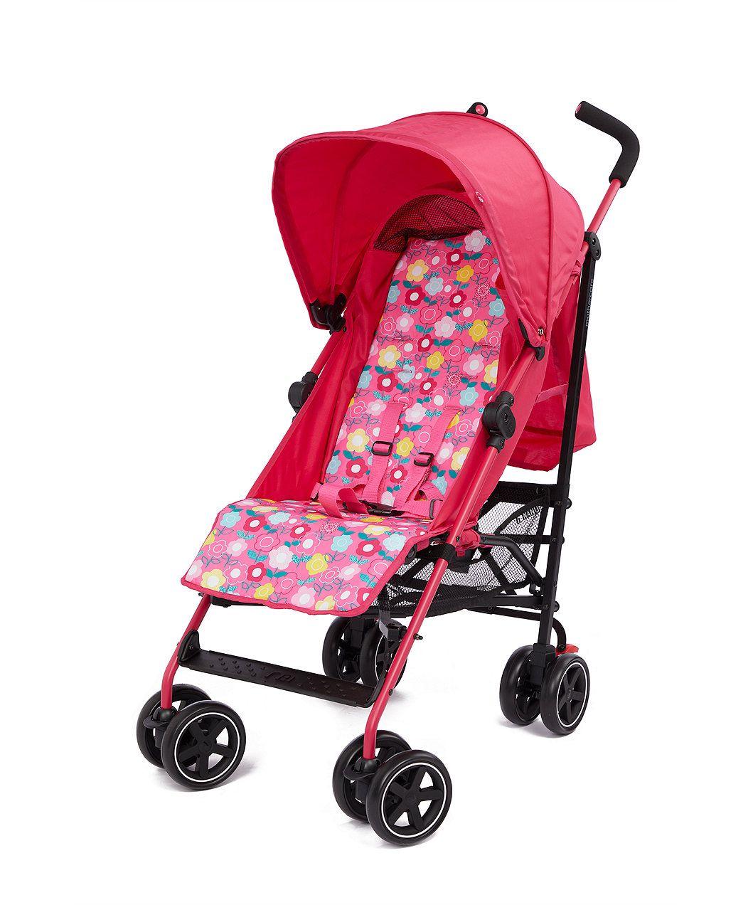 Mothercare Nanu Stroller Pink Daisy €79.99 Stroller