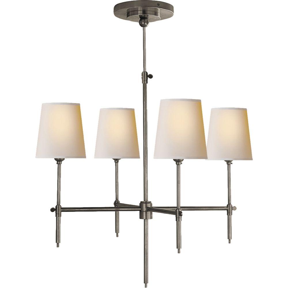Pin By Tobi Fairley On Tobi Fairley Visual Comfort Lighting Copper Interior Chandelier Lighting