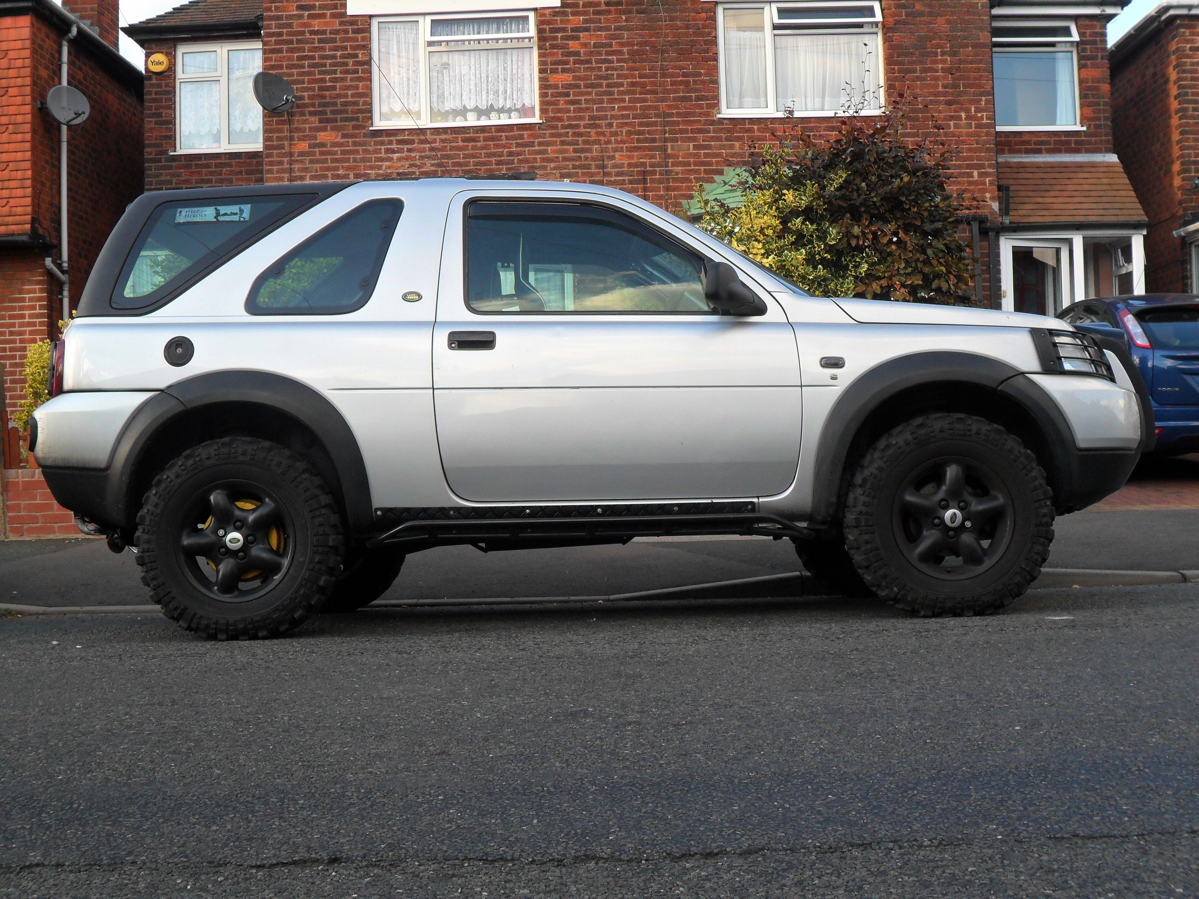 defender discovery rover off road pin range parts land landrover freelander accessories series