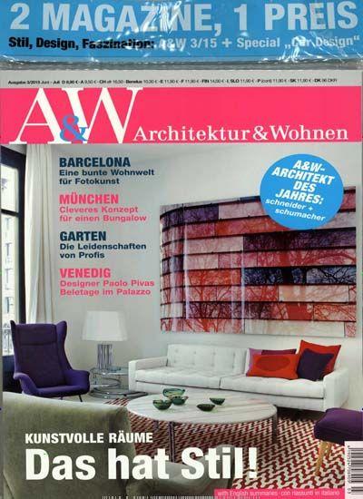 Good Architektur u Wohnen Abo und Geschenkabo