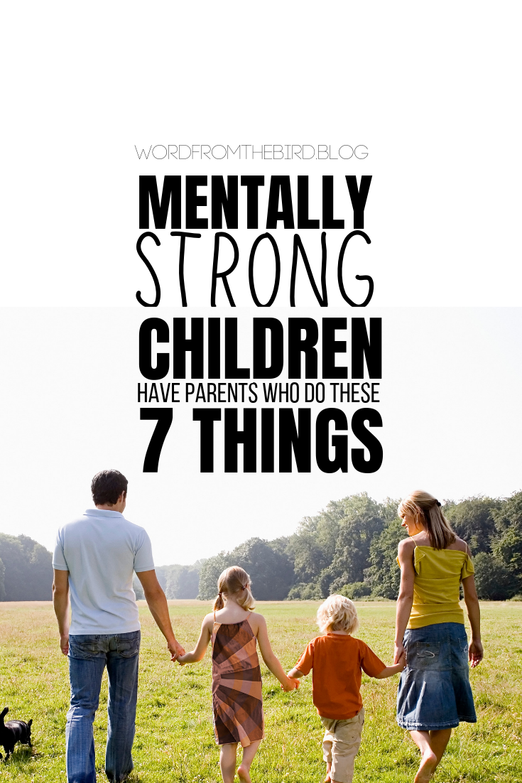 Emotionally Healthy Children Have Parents Who Do These 7 Things #parenting