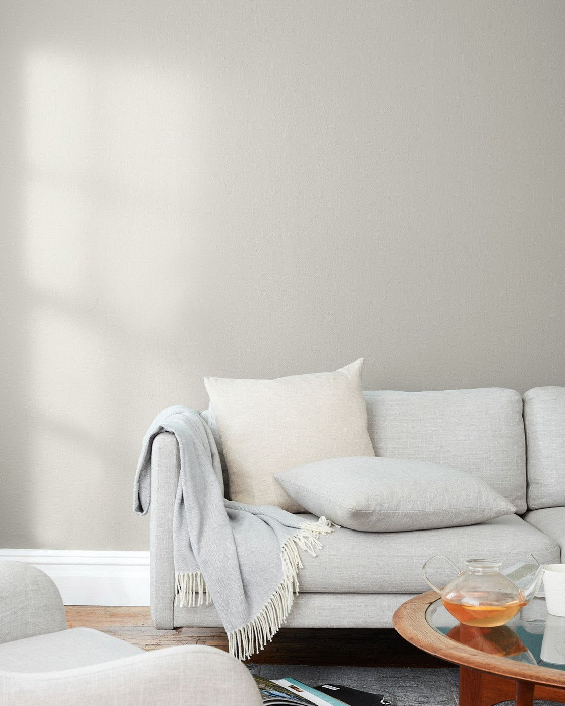 Windy City A Warm Light Gray Paint Color Clare Grey Paint Living Room Paint Colors For Living Room Light Grey Paint Colors Light grey paint for living room