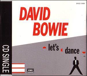 David Bowie - Illustrated db Discography > Life On Mars CD-single