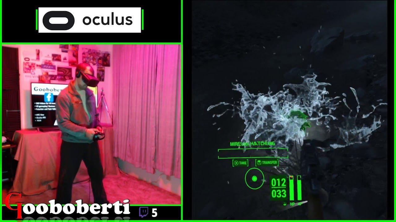 fallout 4 oculus rift