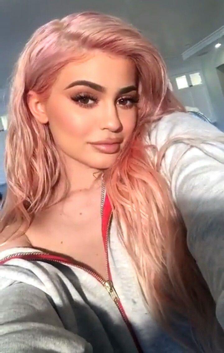Kylie Jenner Kylie Jenner Pink Hair Kylie Jenner Hair Color Kylie Jenner Hair