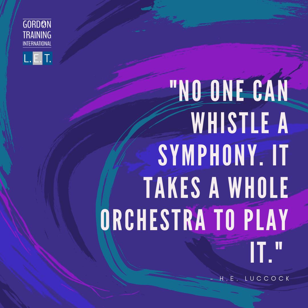No solo orchestra. in 2020 Effective leadership
