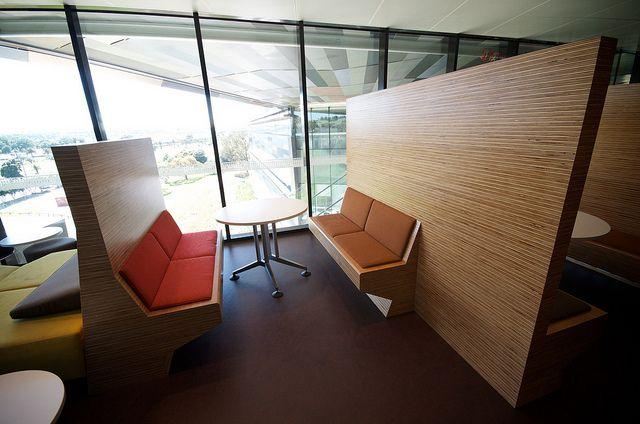 Victoria University Informal Seating