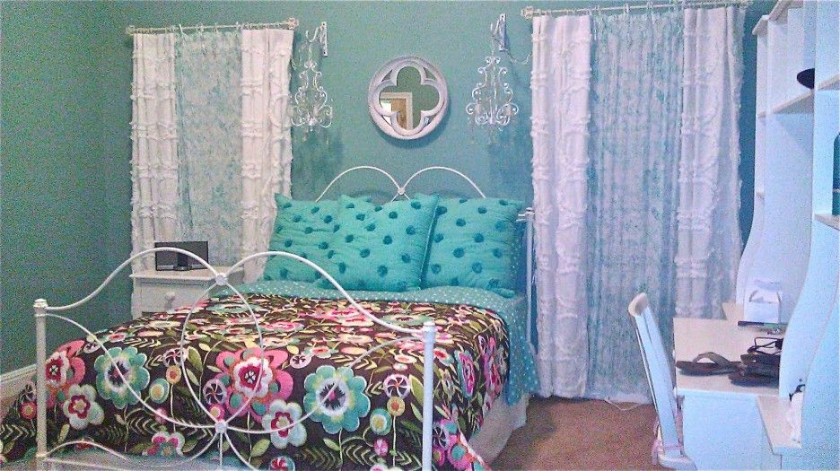Attractive Girl Decorating Room Ideas : Attractive Room Idea For Lovely Girl