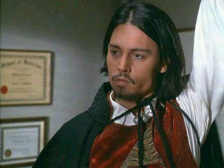 Johnny Depp  Don Juan DeMarco | Johnny Depp | Johnny Depp