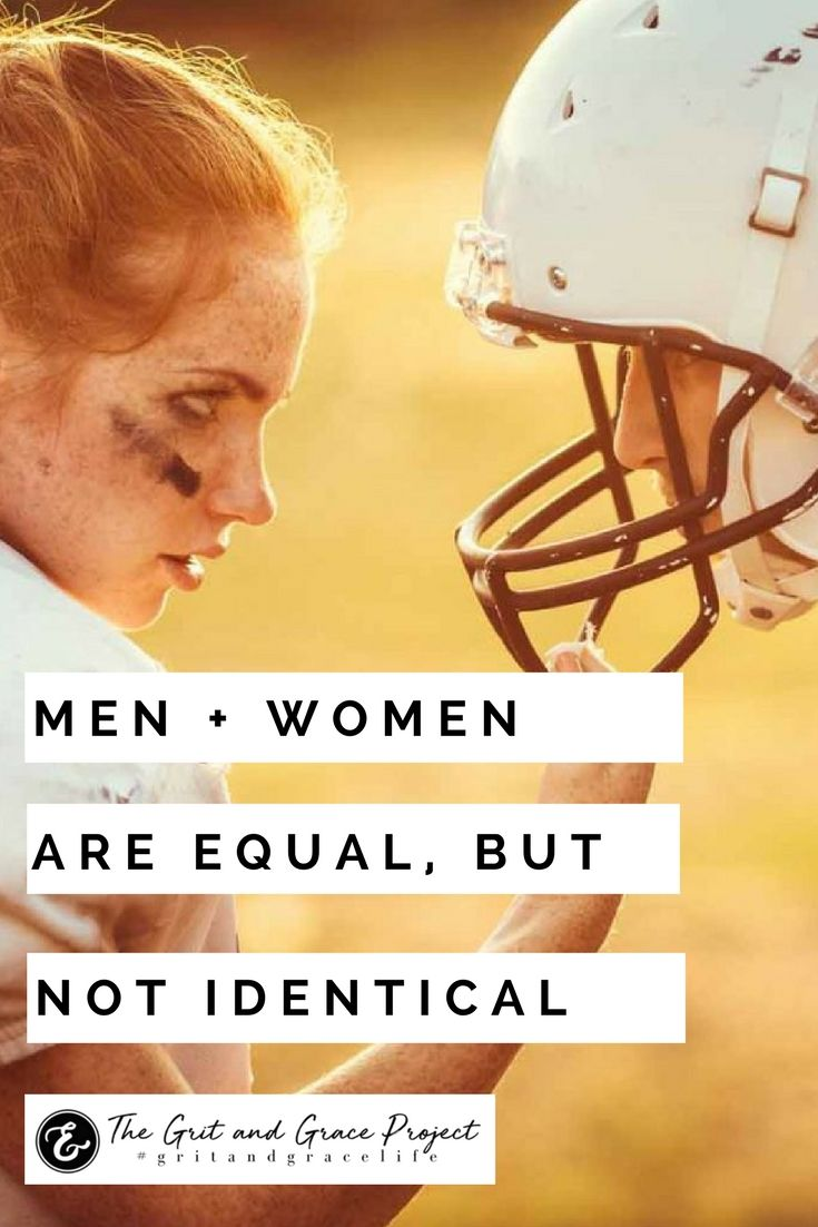 Men And Women Are Equal But Not Identical The Grit And Grace Project Quotes About Strength Quotes Inspirational Deep Deep Captions For Instagram
