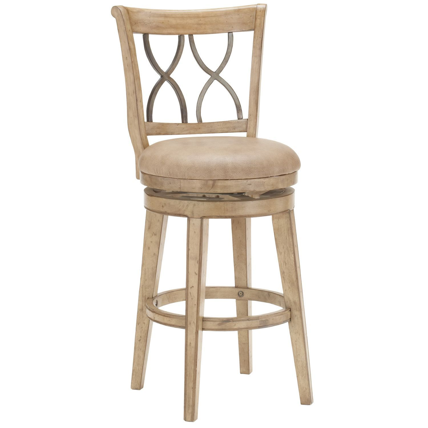 the reydon stool is truly unique with a touch of rustic charm a