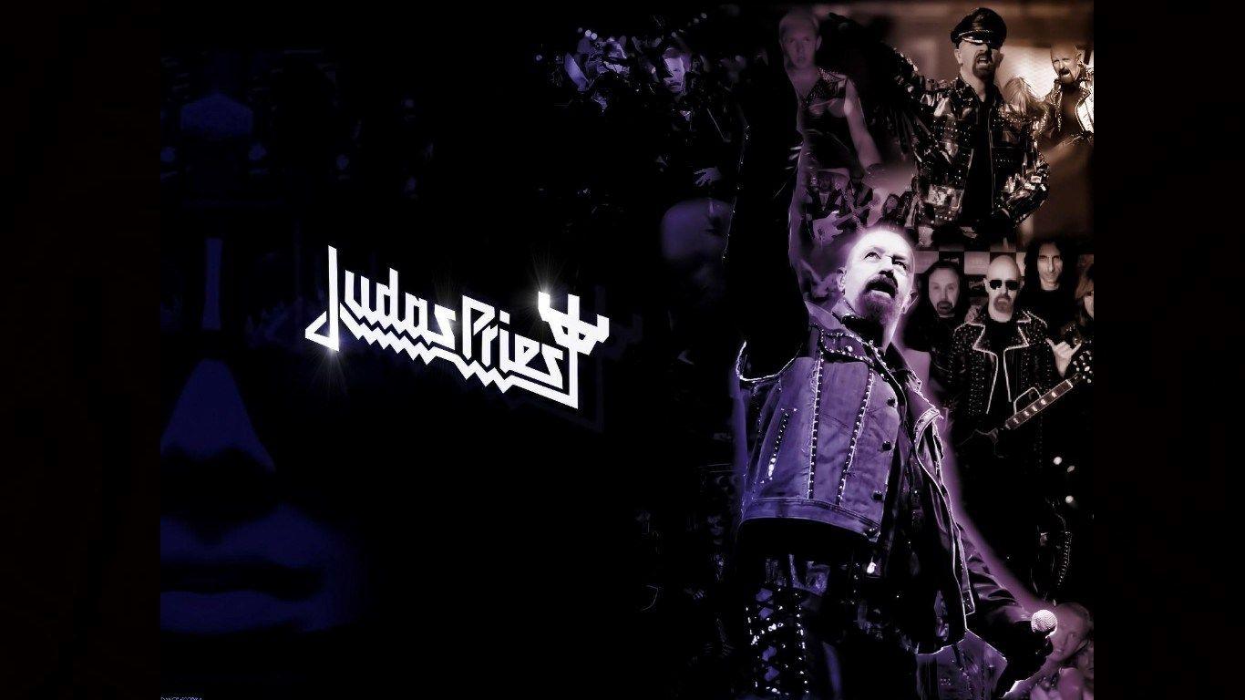 1366x768 Px Judas Priest Wallpaper Full Hd Wallpapers