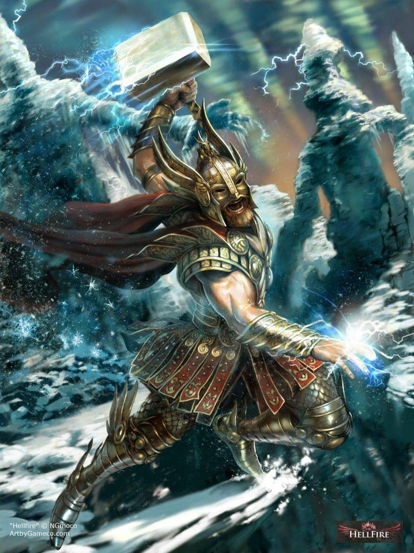 wikinger mythen