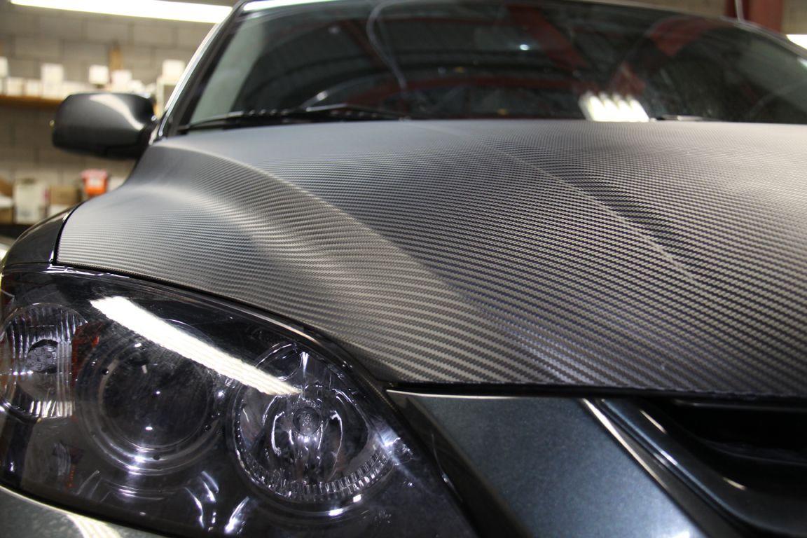 carbon fibre hood detail Suzuki wagon r, Wagon r, Car wrap