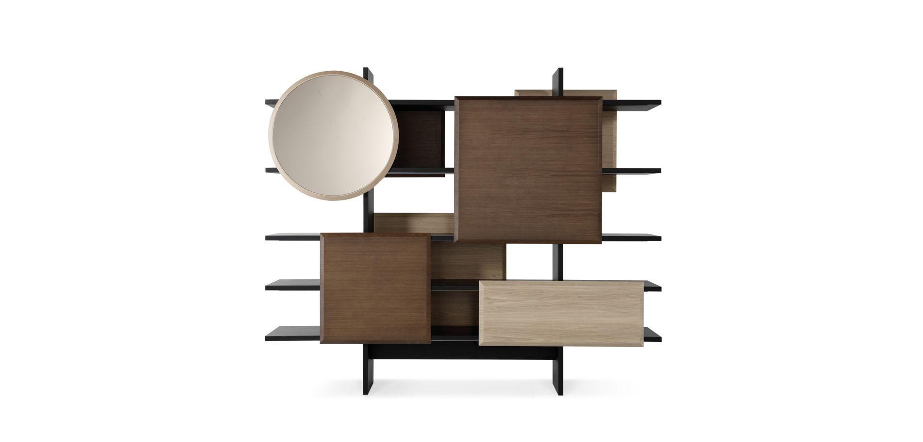 Dojo Bookcase Bookcases Cabinets Roche Bobois Ffe