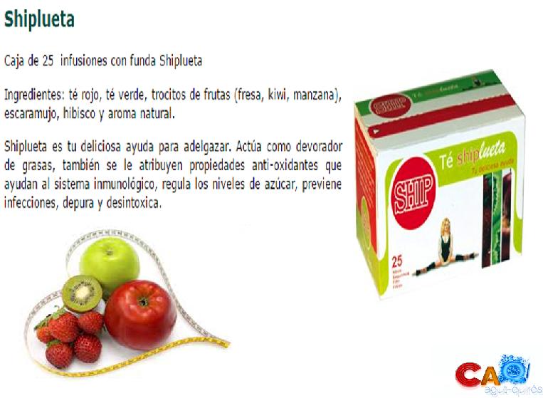 infusion te verde para adelgazar