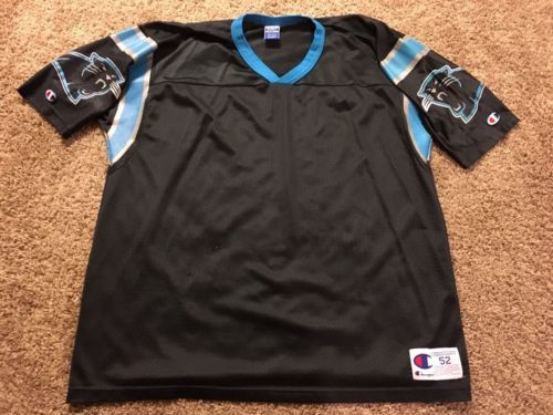 sneakers for cheap 2531a a1314 vintage carolina panthers jersey