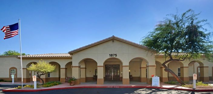 Elmcroft Of Tempe Located In Tempe Arizona Provides Exceptional