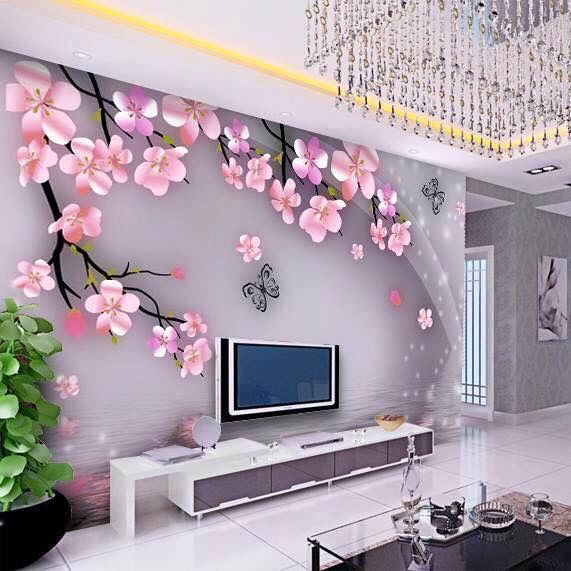 13 Amazing Tv Unit Wallpaper To Fascinate You Wall Unit Designs