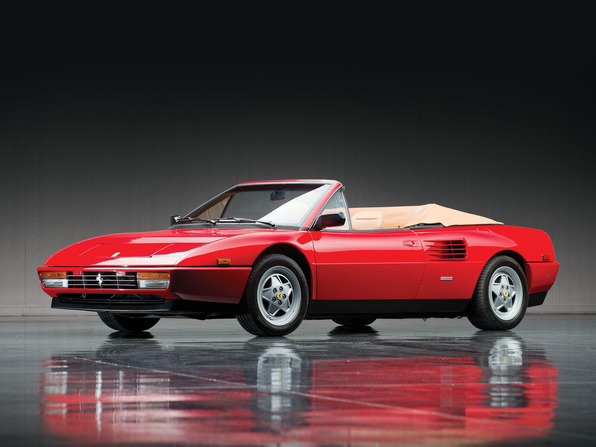 51bb8daf9ad13e2bdf56dbce34450e72 Gorgeous Ferrari Mondial 3.2 Cabriolet V8 Quattrovalvole Cars Trend