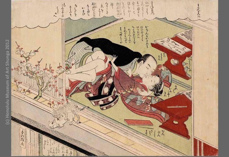 Japanese erotic olympics