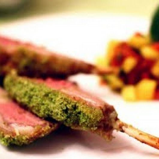 gordon ramsay s herb crusted rack of lamb recipe recipe gordon ramsay recipe gordon ramsey recipes lamb recipes gordon ramsay s herb crusted rack of lamb recipe 4 7 5