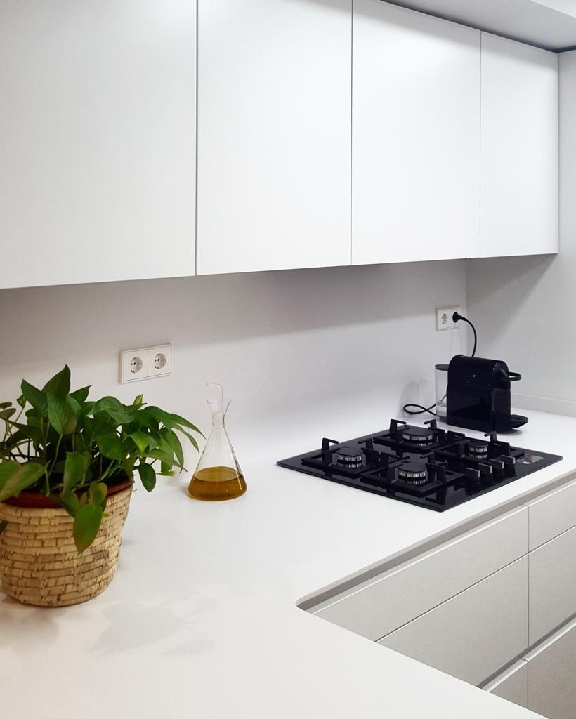 Cocinas Blancas Cocina En L Marcas De Cocinas Cocinas Blancas